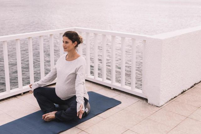 Les bienfaits du yoga prénatal