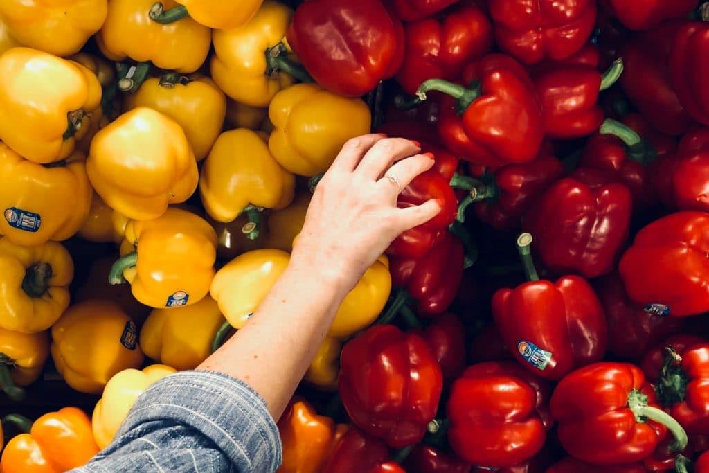 Les aliments qui aident à former des antioxydants