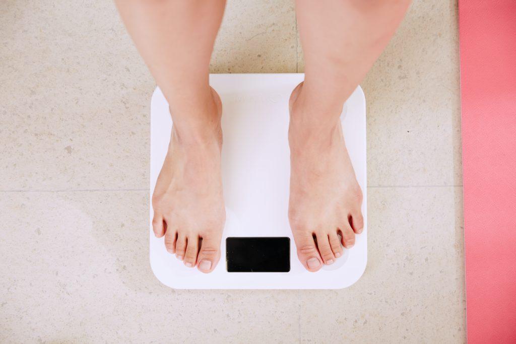 On observe souvent une légère perte de poids lors d'une cure détox